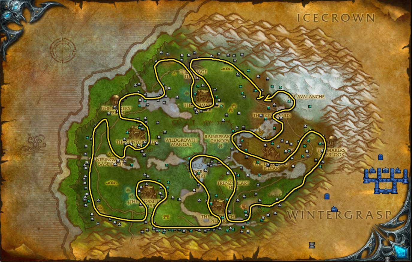 horde leveling guide # http://topwowlevelingguides.com/blog/how-to-choose-a-cataclysm-horde-leveling-guide