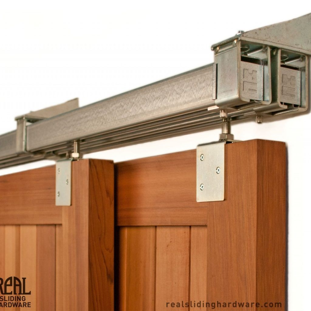 Exterior Sliding Door Hardware Barn Double Sliding Barn Doors