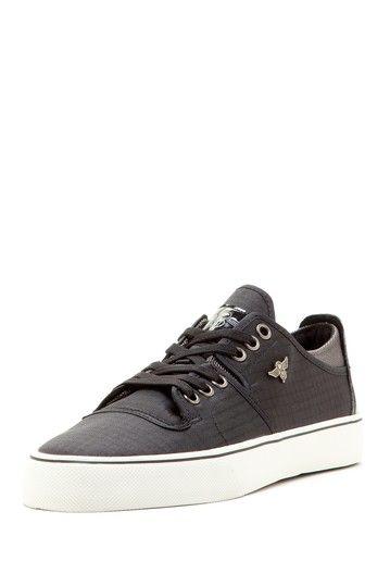 Profaci LO Charcoal Smoke Black Sneaker by Creative Recreation on @HauteLook