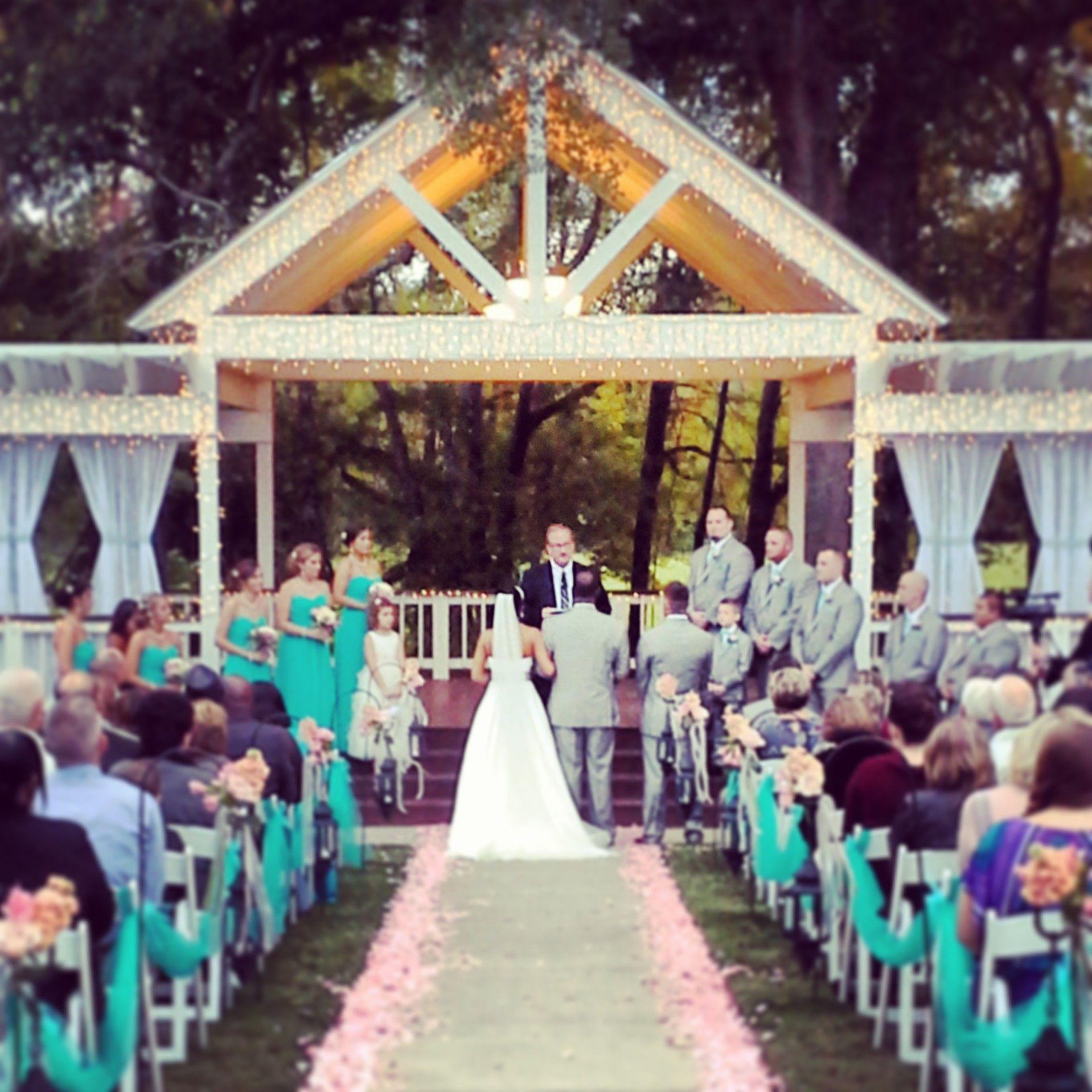 Choose our Pavilion for an elegant outdoor wedding. | East ...