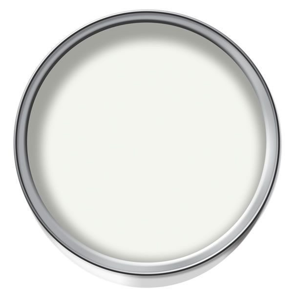 Bathroom Ceiling Lights Wilkinsons colour matt emulsion paint moonlight white 2.5ltr | b/w