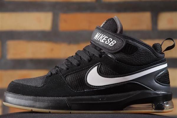 ba3c43c2169d31 Tênis Nike SB - Air Shadow Mid Black White Anthracite - No Comply Skate Shop