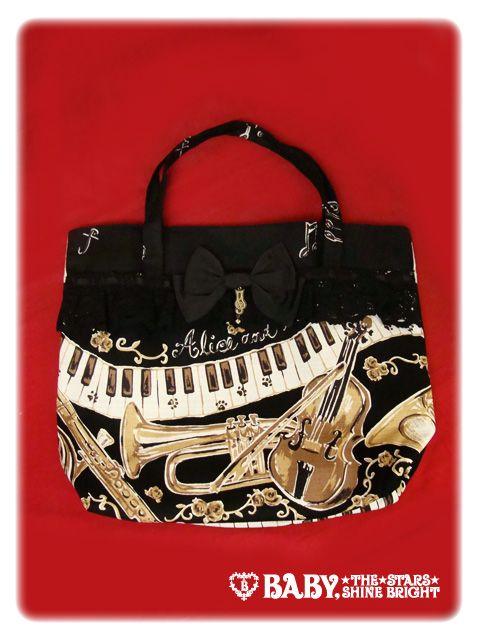 dream piece! AATP Dance of the Black Cats bag