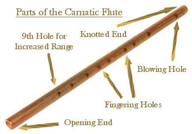 Carnatic Flute The Carnatic Flute Flute Old Musical Instruments Indian Classical Music