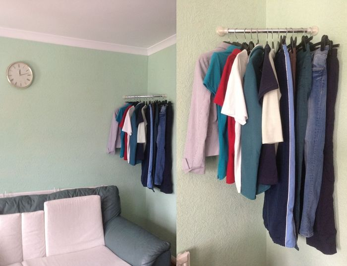 Wonderful The Corner Cloakroom: The Best Clothes Storage Unit By Leanne Yip Heung Win  U2014 Kickstarter