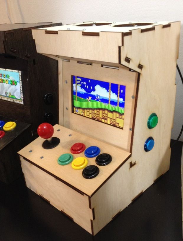 10 diy arcade projects that you ll want to make projects to try rh pinterest com