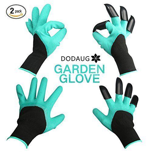 6 Pack Showa Atlas Nt370 Atlas Nitrile Garden Gloves Small