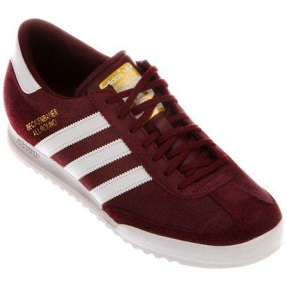 Veja Tênis Adidas Beckenbauer e outros productos na Netshoes  968ff4f6c0c