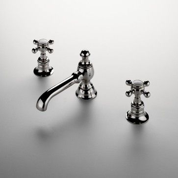 Julia Low Profile Faucet by Waterworks - traditional - bathroom ...