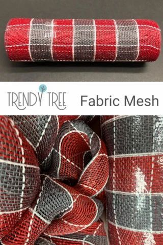 New Fabric Mesh Styles — Trendy Tree