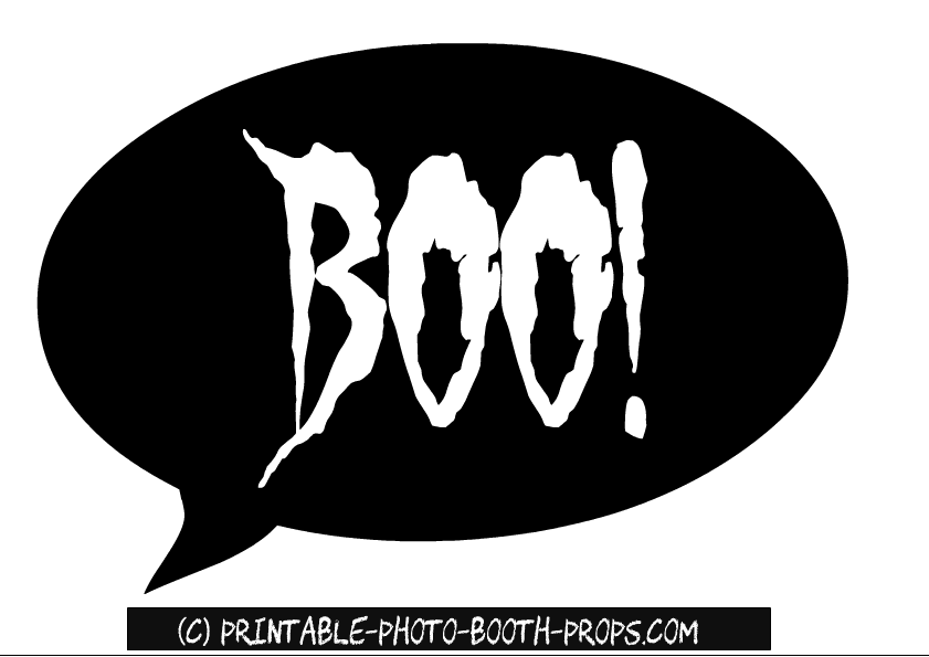 Http Printable Photo Booth Props Com Halloween Photo Booth Props