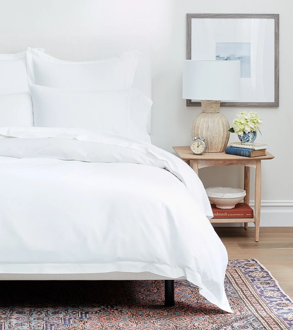 Classic Hemmed Sheet Set in 2020 White bed sheets, Most