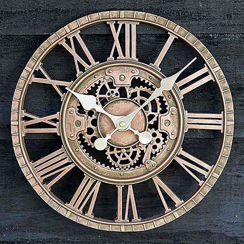Smart Garden Newby Clock Bronze On Sale Fast Delivery