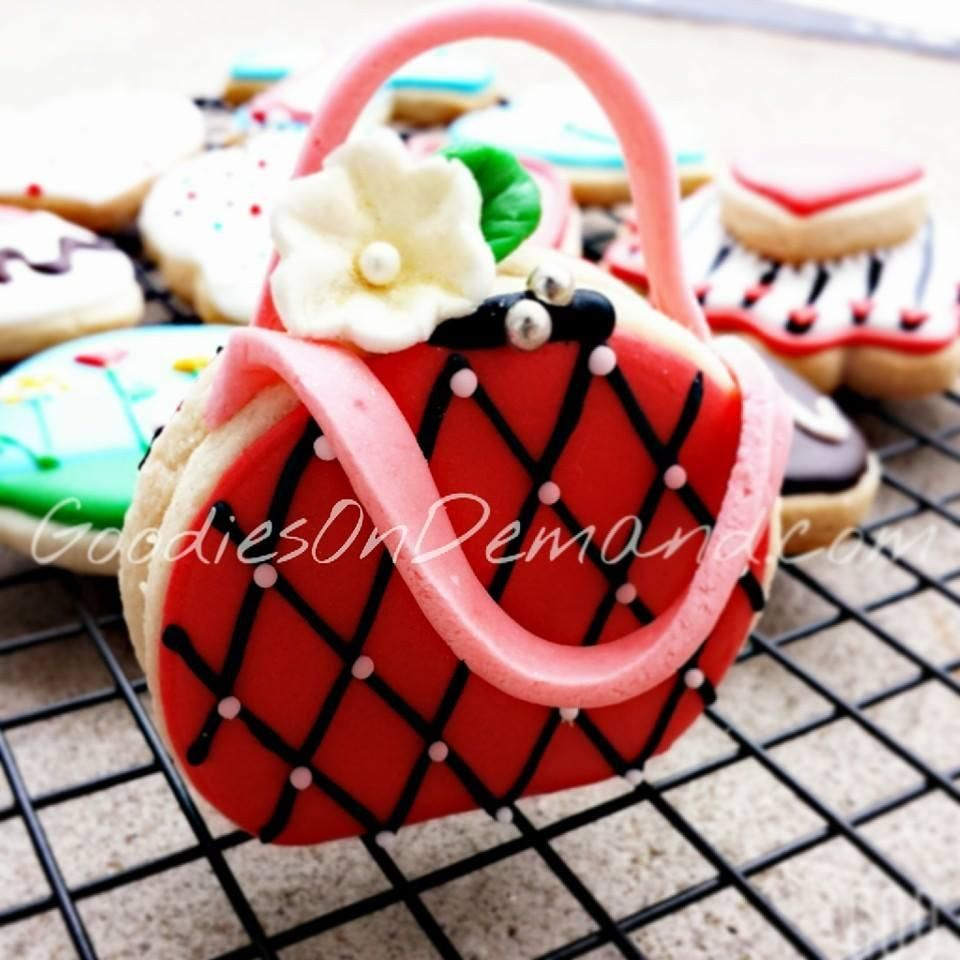 Cookie purse   Cookie Connection