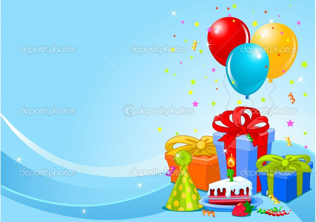 1st birthday background images as Pinterest Background images - birthday backround