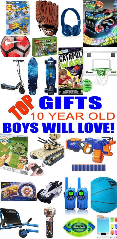 Top Gifts For 10 Year Old Boys Best Gift Suggestions Presents Tenth