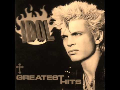 Billy Idol Eyes Without A Face Extended Version Billy Idol