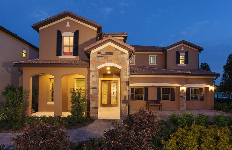 New Homes In The Orlando Area By Pulte Homes New Home