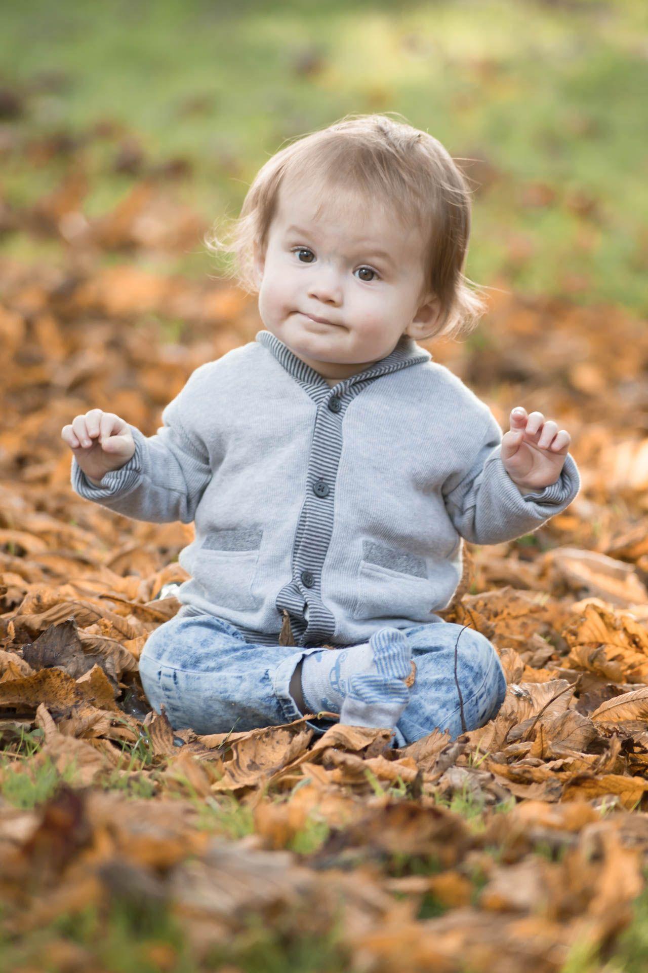 Location - Cadam Photography Autumnal portrait taken at Hampden Park.