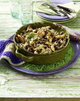 Schupfnudel-Pilz-Auflauf Rezept Auflauf rezepte, Schupfnudeln - chefkoch schnelle küche