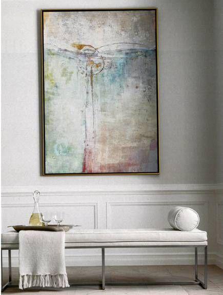 Ethan Allen Wall Art matteo leather bench- ethan allen.   ethan allen :: iconics