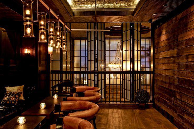 DWD Johnson • dieselfutures: Art Deco Bars   Art Deco Bars ...