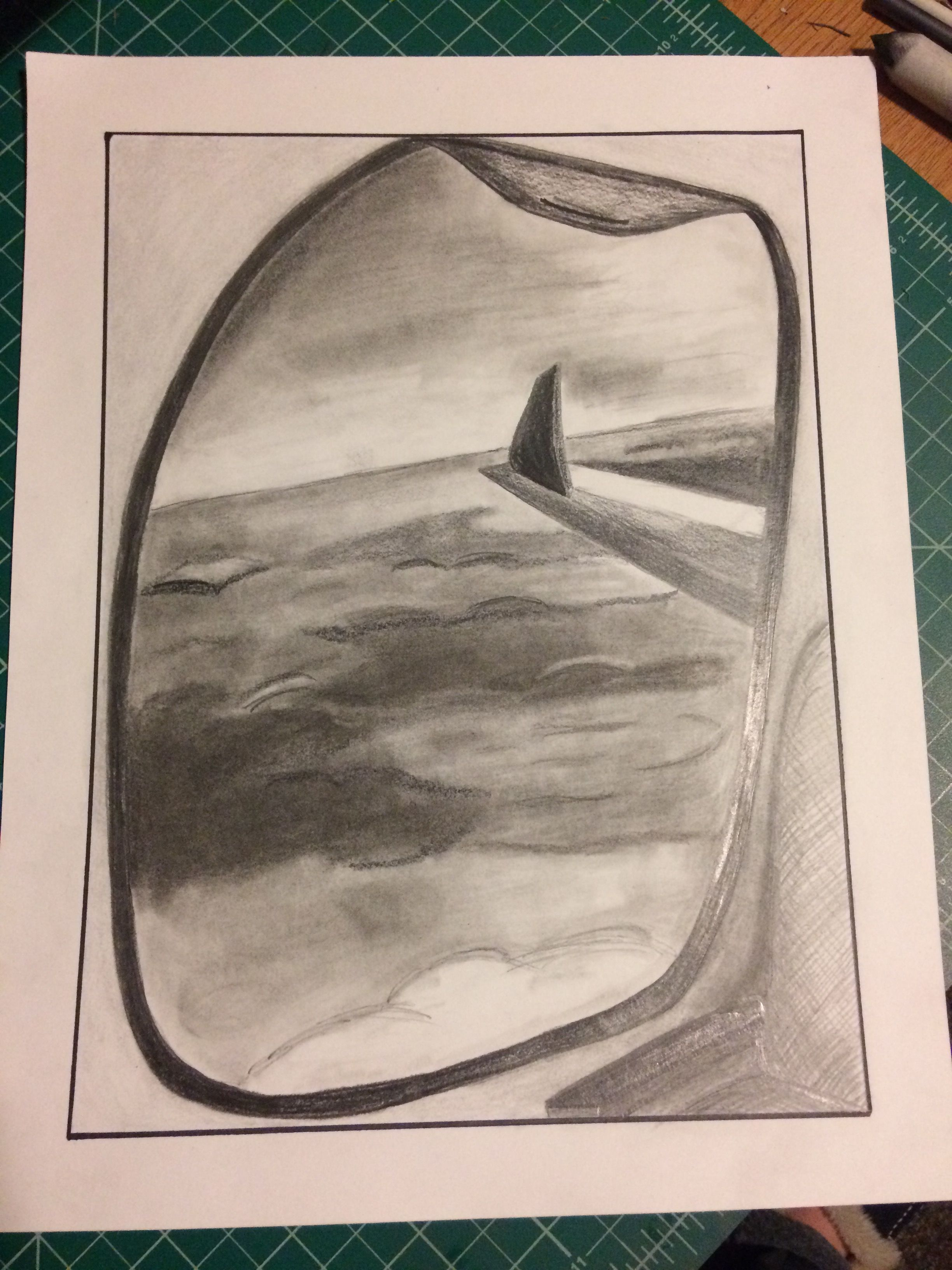 11 14 2017 Altitude Illustration This Is Graphite Drawing Of The