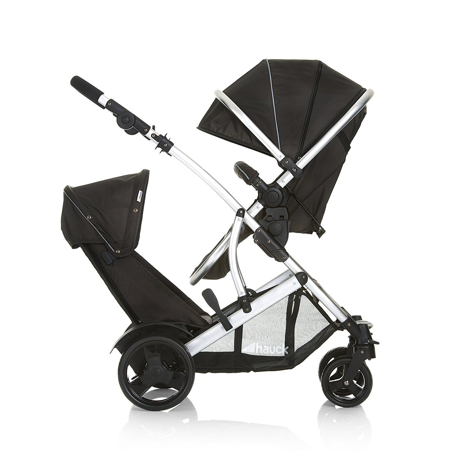 Buggy Joie Leicht Hauck Duett Two Tandem Twin Pushchair Amazon Co Uk Baby