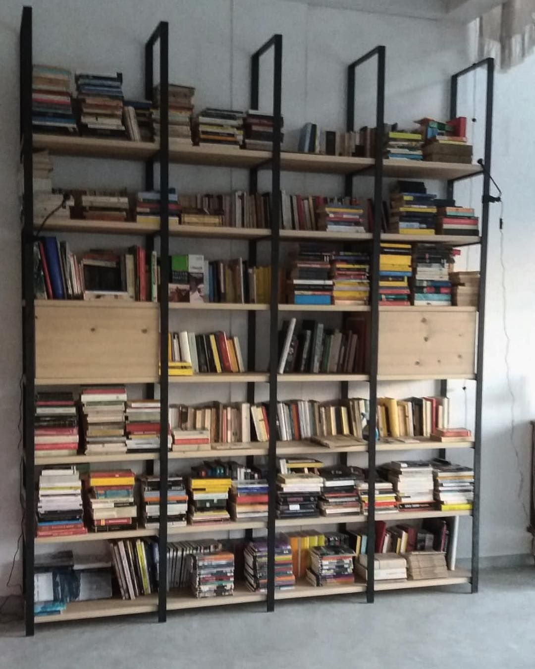 Oxhome On Instagram Libreria 1 0 Design Francesco Margari Design