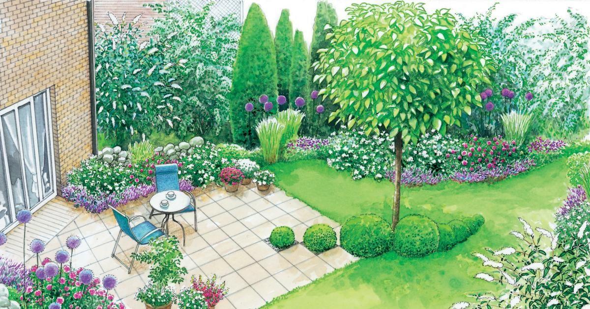 Schöner Garten Vorher Nachher schöner garten frühling bis winter miteinander schlicht und