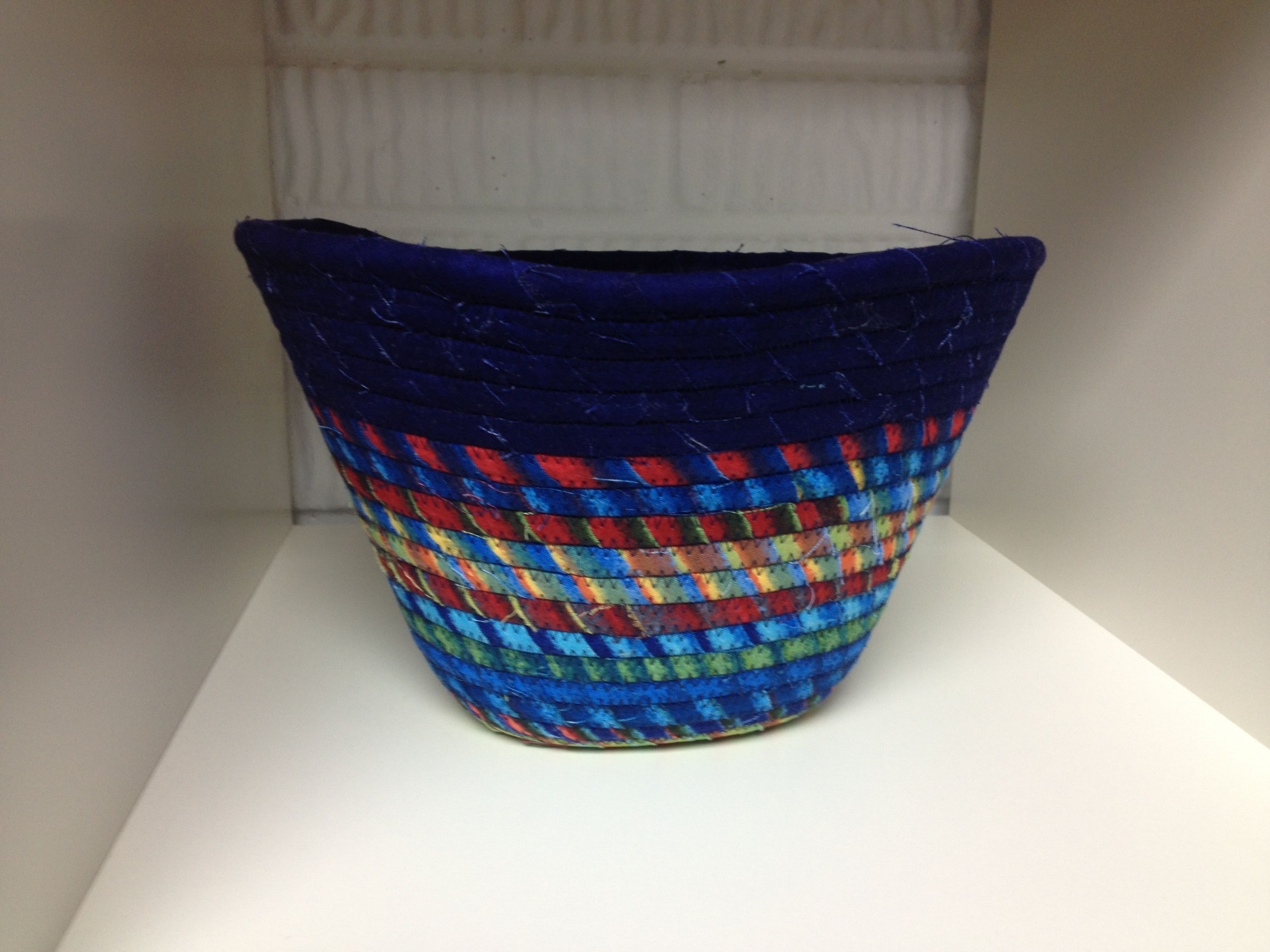 Handmade Basket Made By Quilting Concepts By Traci Handmade