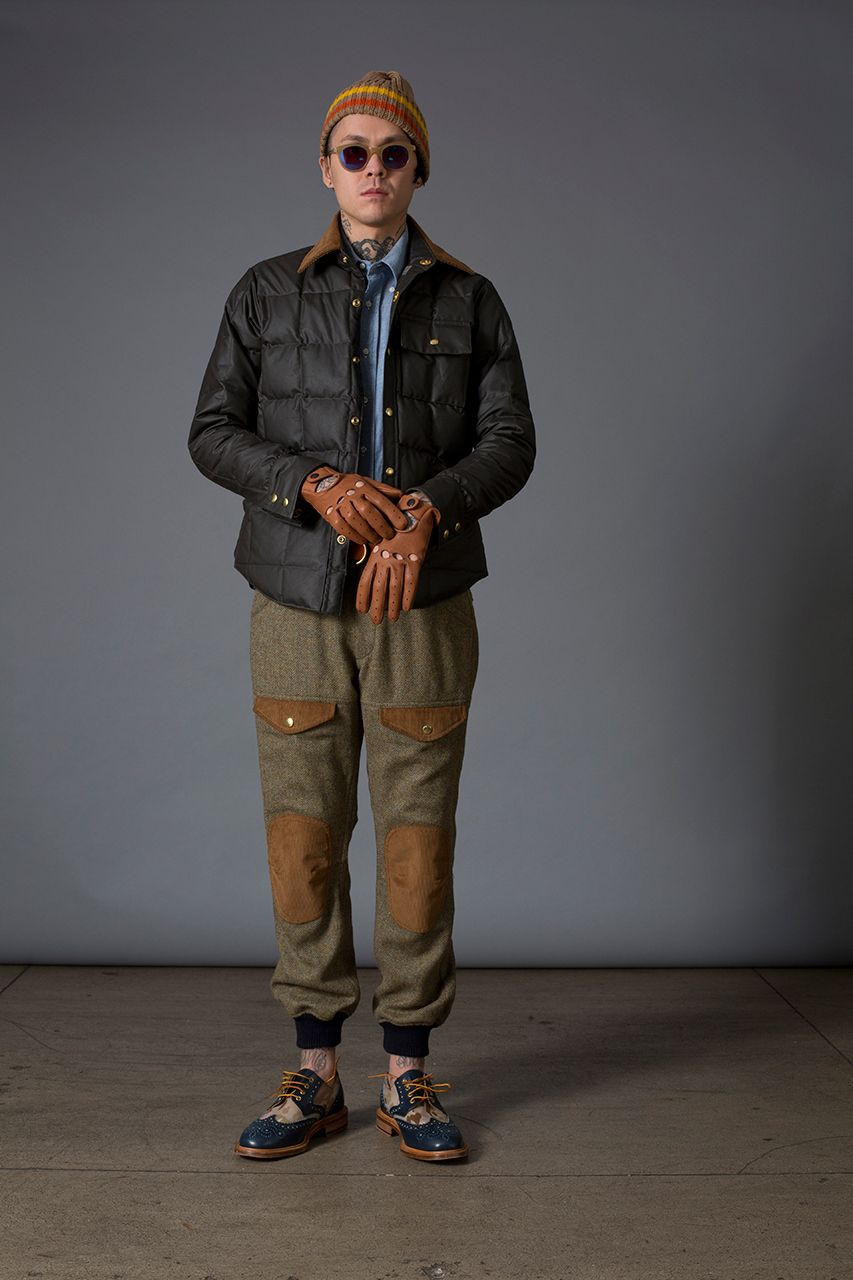 Image of Mark McNairy 2014 Fall/Winter Collection Preview