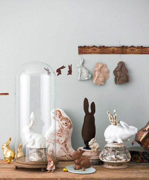 Easter Decoration Interior Design and Home Decor Easter