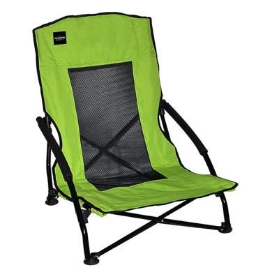Caravan Sports Lime Green Patio Compact Chair 80012900320 The Home Depot