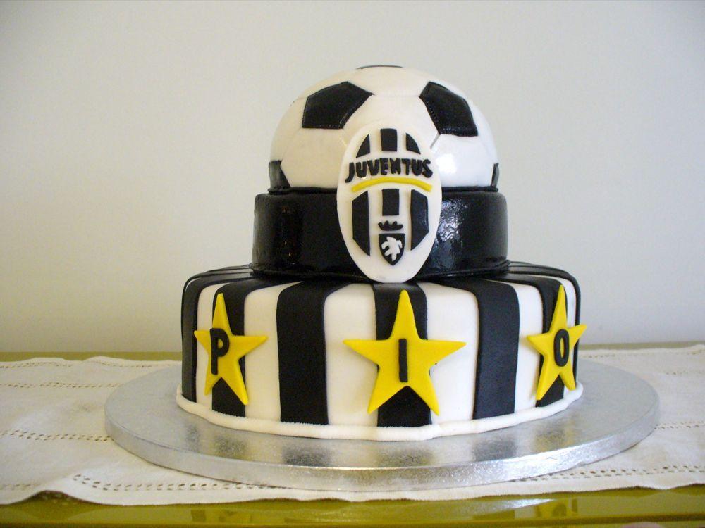 Torta Juventus cakepins.com
