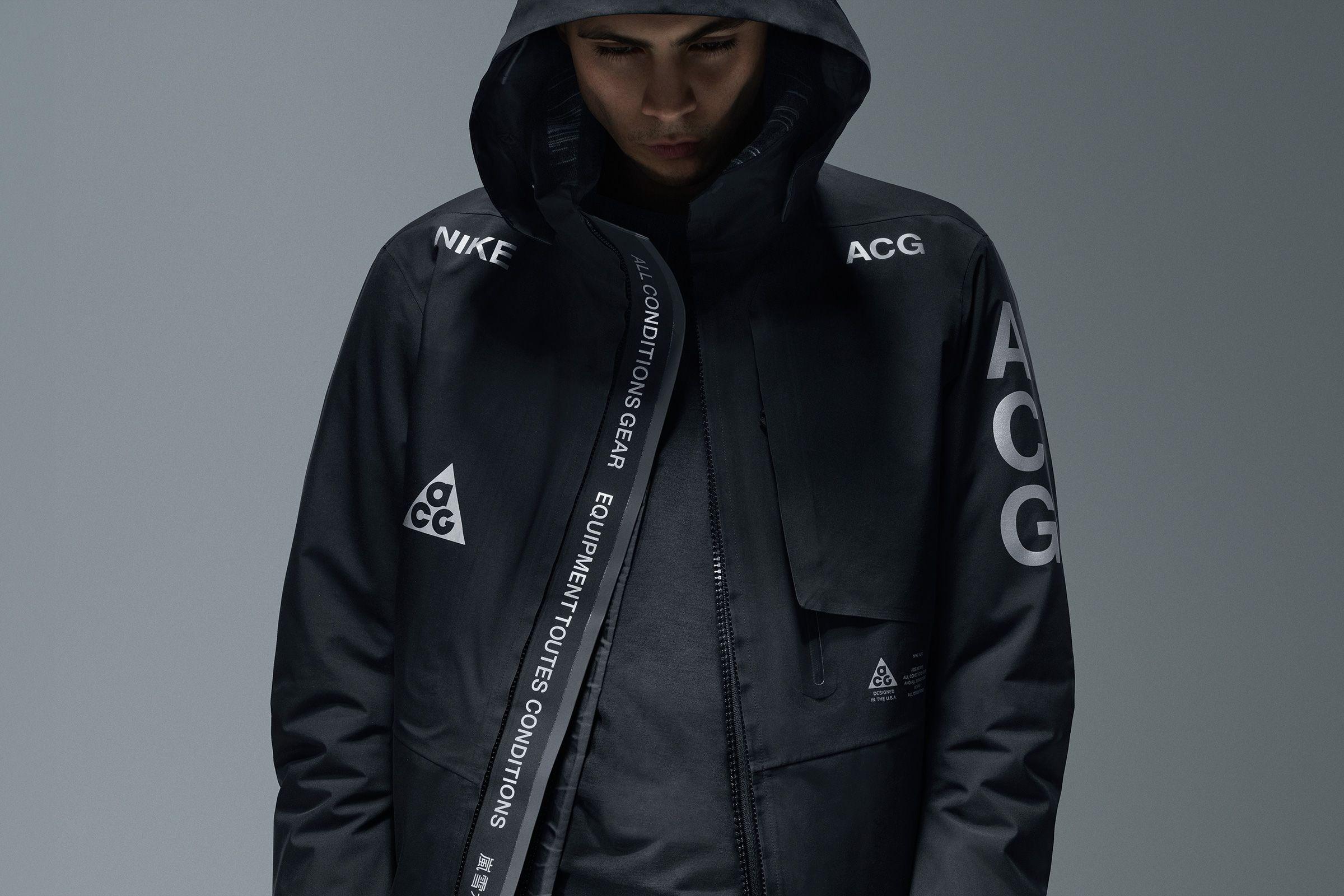 Nikelab ACG 2014 | Nike acg, Nike, Marques streetwear