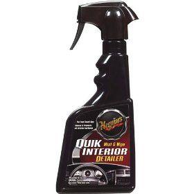 Meguiar S Quik Interior Detailer Cleaner 16 Oz Dash Cleaner