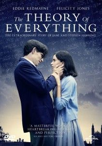 The Theory of Everything Movie Review - Absolutely loved this movie and fantastic acting by Eddie Redmayne who played Stephen Hawking.
