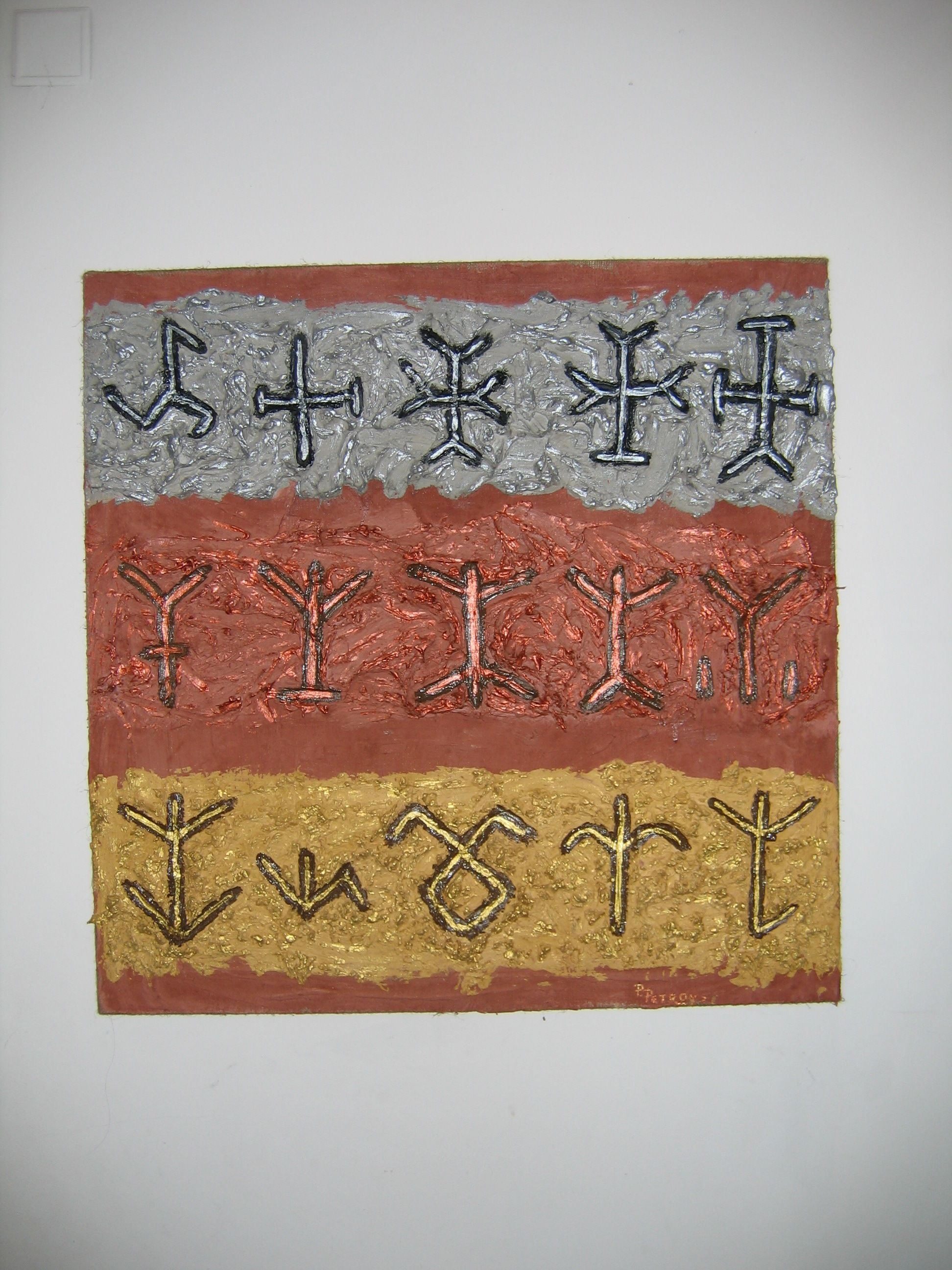 Httpwww Overlordsofchaos Comhtmlorigin Of The Word Jew Html: PROTO BULGARIAN RUNIC SIGNS The Proto Bulgarian Runes Are