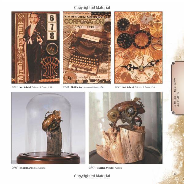 Amazon Com 1 000 Steampunk Creations Neo Victorian Fashion Gear And Art 1000 Series 9781592536917 Dr Grymm Neo Victorian Steampunk Victorian Fashion