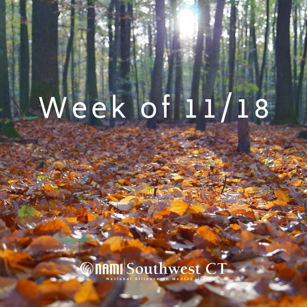 Check Out The Week Ahead