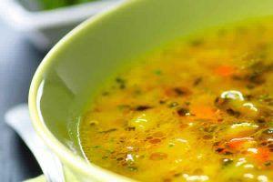 Flush The Fat Away Vegetable Soup | Health | Soup, Fat flush soup