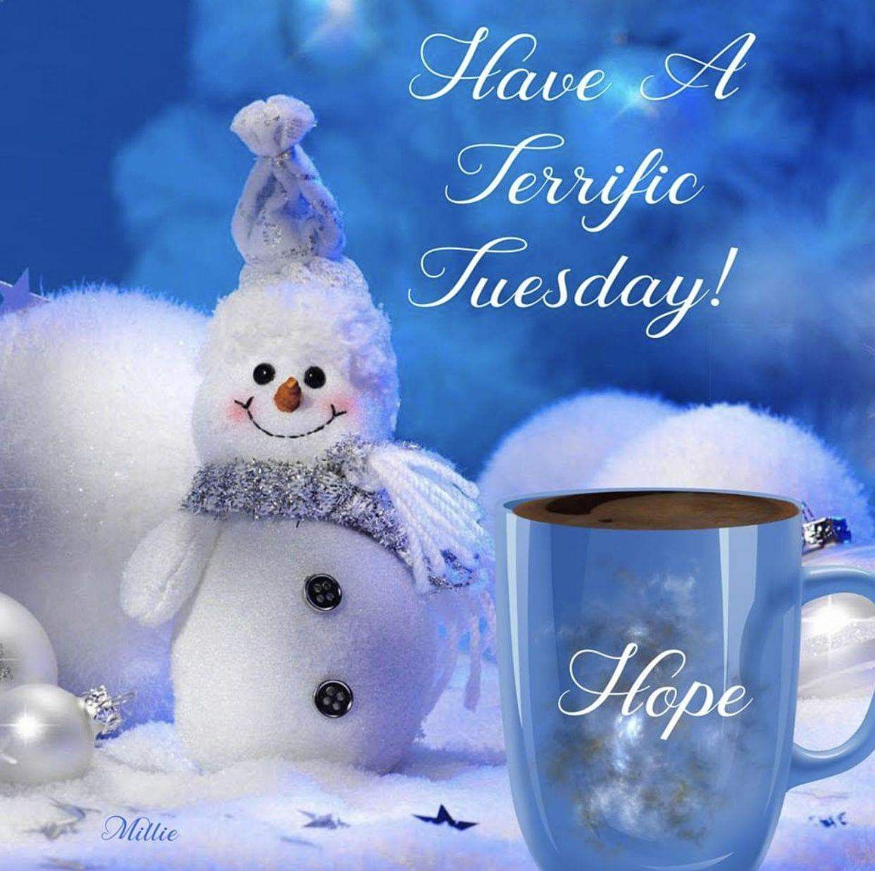 Tuesday Blessings Tuesday Quotes Good Morning Tuesday Greetings Good Morning Winter