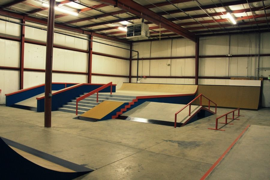interior skatepark - Google Search | Interior Skateparks | Skate