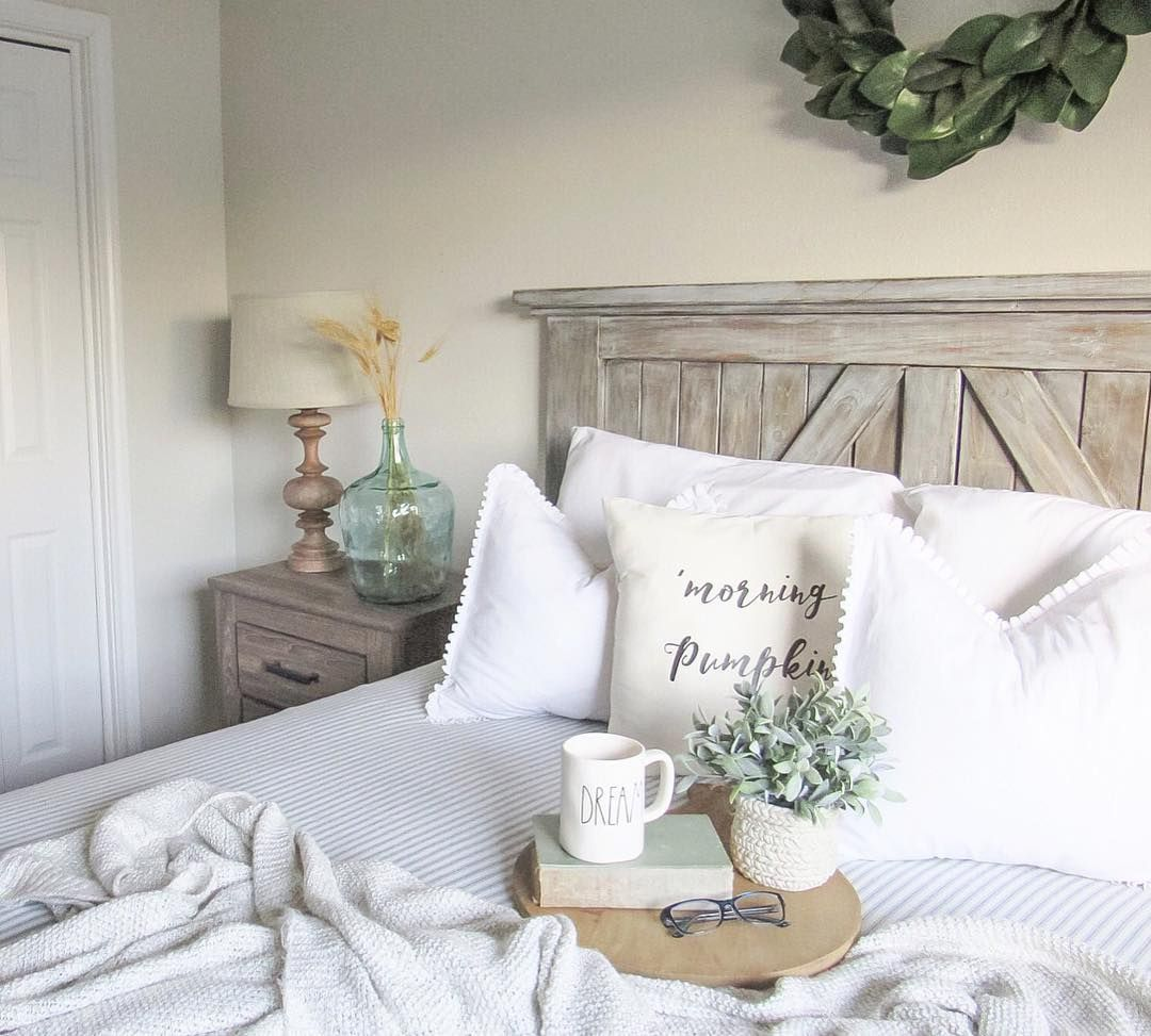 Cozy master bedroom decor  See this Instagram photo by brookemioc u  likes  Home
