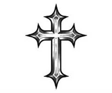 Significado De Tatuagem De Cruz O Que Significa Tatuagem Cruz