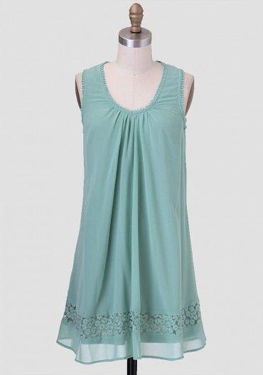 Blooming Garden Lace Detail Dress | Modern Vintage New Arrivals