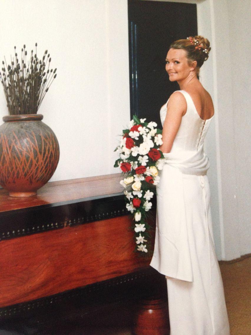 My Wedding Dress In 2001 Made By Dawn Stretton Leeds Designer