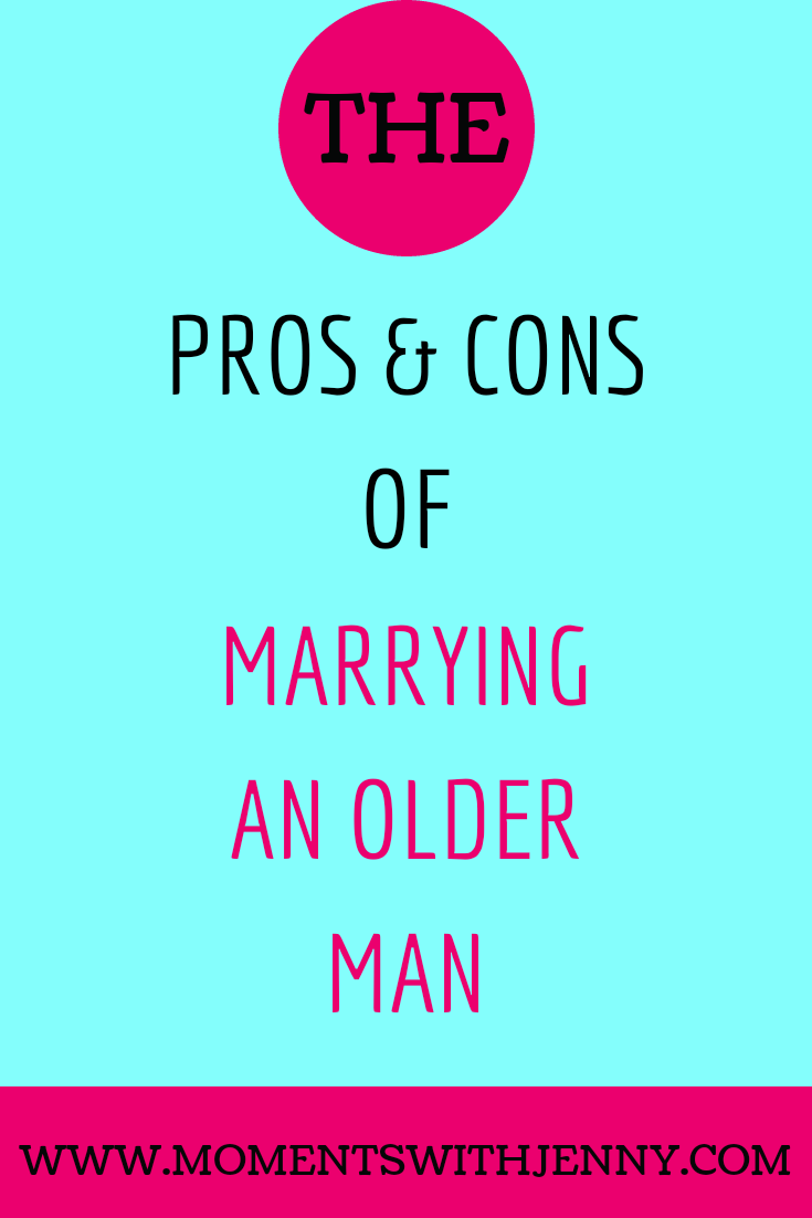 Advice on dating an older man tips
