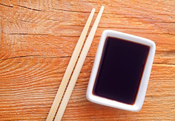 Remove Soy Sauce Stains Nigiri Sushi Soy Sauce Diy Stain Remover